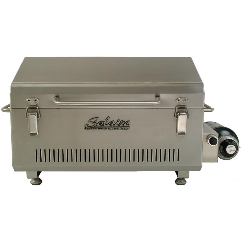 Stainless Steel Portable Gas Grill