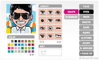 FaceYourManga Optimized 9 Website keren untuk membuat avatar