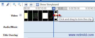 croping Membuat gambar animasi .gif dari video
