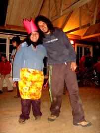 LOS REYES: NATALIE Y HECTOR