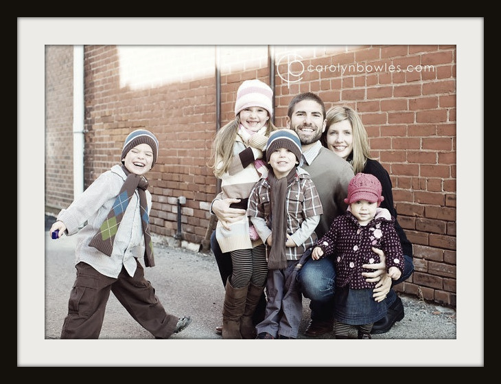 [baldwin+family+picture+with+frame]