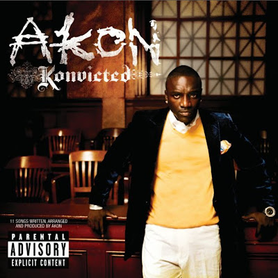 Konvicted album-AKON