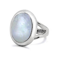 Bella's Moonstone Ring