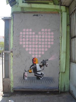 Street Art - Blog