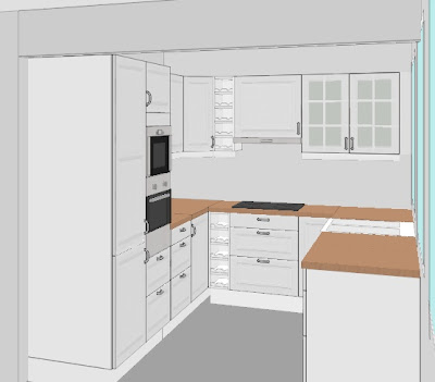 Vårt hytteprosjekt på furutangen: gulv på stue og kjøkken lagt ...