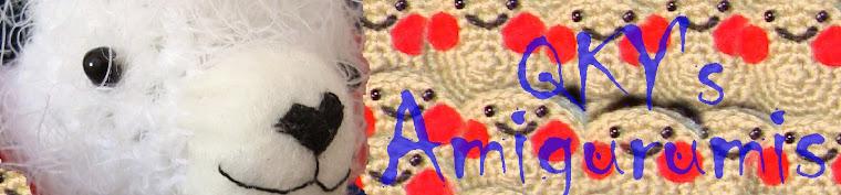 ___QKY's Amigurumis____