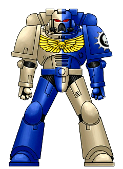 Space Marine Toys 86