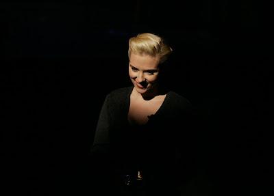 Scarlett Johansson, hasty pudding