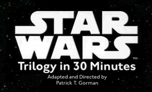 Star Wars in 30 minutes