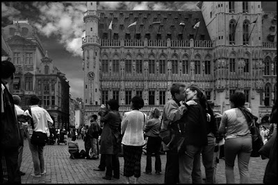 Grand Place, Joaquim Hierro