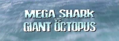 Mega shark contra a lula gigante!