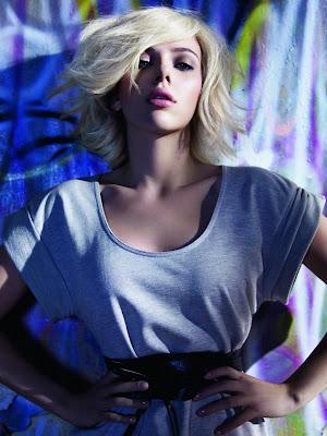 Scarlett Johansson 4 Mango
