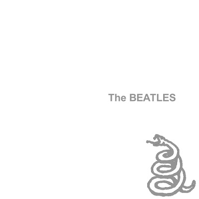 The Beatles' White Album vs. Metallica's Black Album