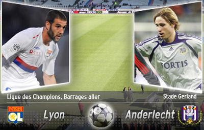 Regarder Lyon Anderlecht 5-1 video résumé et buts