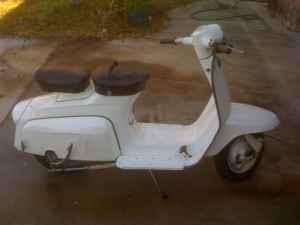 Vespa Hunting 1965 Lambretta Cento for $1 500 in Ft