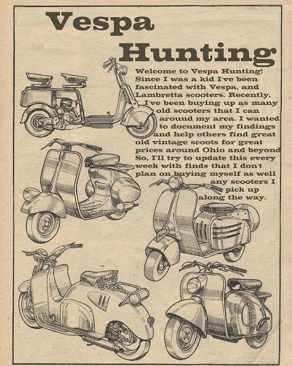 Vespa Hunting