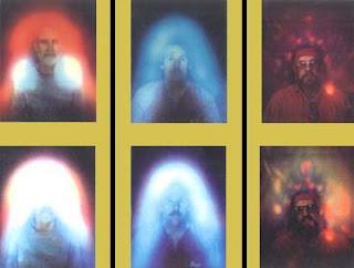 warna aura manusia