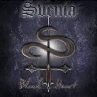 Svenia - Black Heart