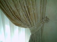 Tende : in un perfetto soggiorno classico le tende devono essere ...