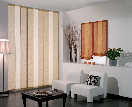 Consigli per la casa e l 39 arredamento le tende ideali per - Tende attaccate alle finestre ...
