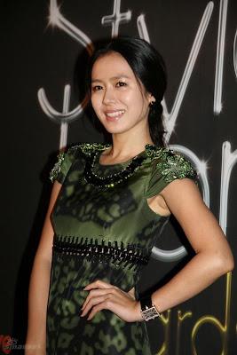 Rain son ye jin jeong ryeo won in style icon award 2008