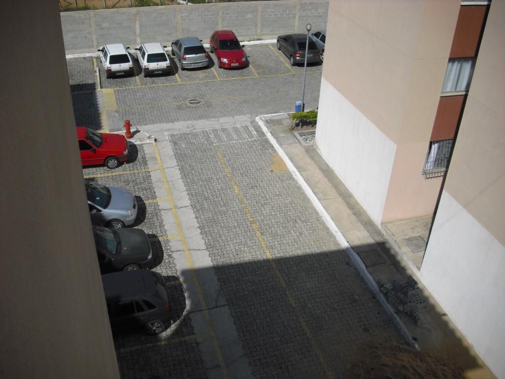Imagens de #70322C Vista do quarto para vagas de garagem abaixo 1024x768 px 2838 Box Banheiro Laranjeiras Serra Es