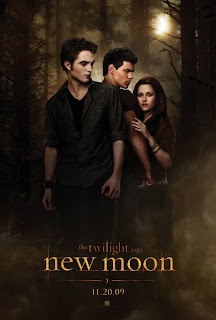 movie, twilight new moon, kristen stewart, robert pattinson