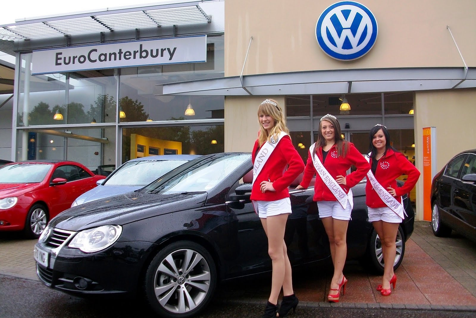 CONNECTIONS: CAR RETAILER SUPPORTS LOCAL BEAUTY QUEEN