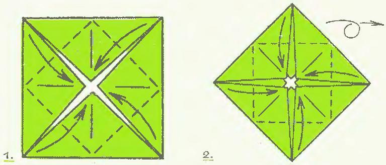 цветов оригами!
