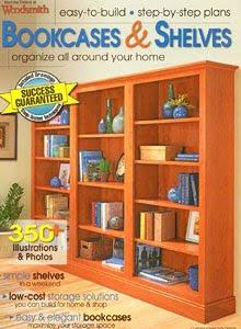 Книга Как изготовить книжные шкафы и полки