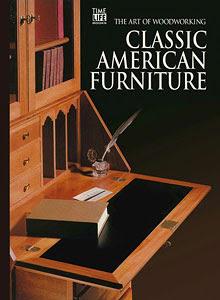 Изготовление класической американской мебели
