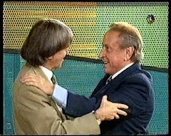"""""""DE DÓNDE LO CONOZCO A ESTE TIPO?"""""""