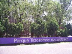 Centro Cultural y Recreativo Parque Tezozomoc