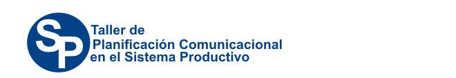 Sistema Productivo - Comunicación Institucional