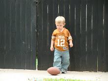 Future Longhorn Quarterback