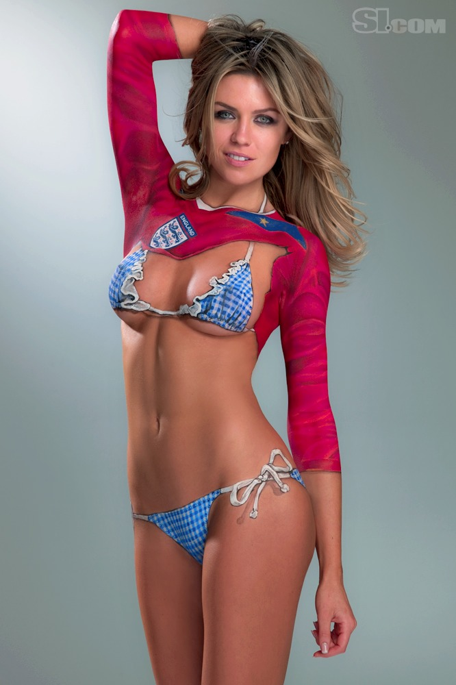 Body Paint Swimsuits