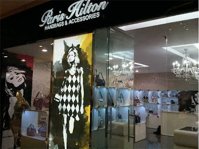 Paris Hilton store in Grand Indonesia