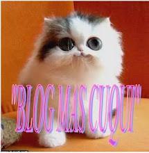 """""""Blog más Cuqui!"""
