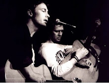 Glen Hansard and Mark Geary House Concert Post