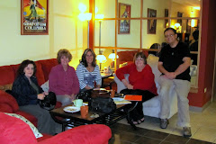 Group Meets at Mellow Brew in Dyer 11-18-10