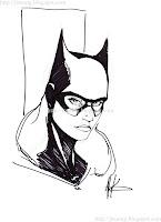 Batgirl by Alex Konat (2010)