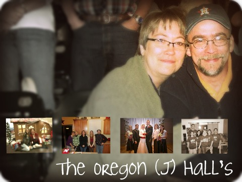 The Oregon (J) Hall's