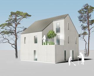 Prefabbricati box kjellgren kaminsky prefabbricati for Case architettura
