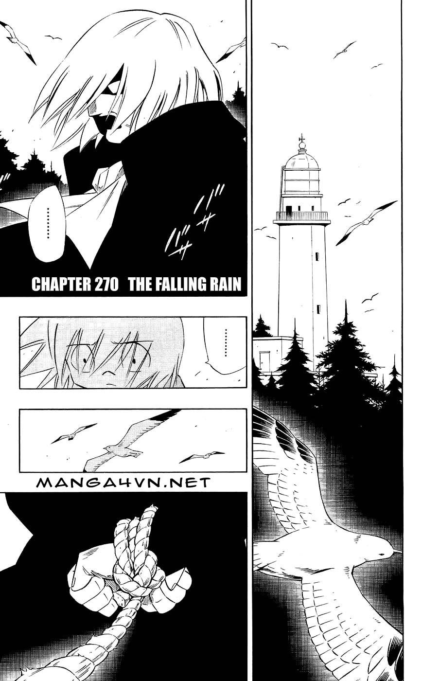 Vua Pháp Thuật-Shaman King chap 270 Trang 1 - Mangak.info