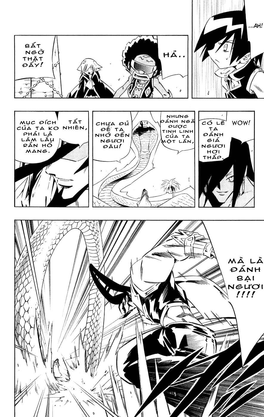 Vua Pháp Thuật-Shaman King chap 268 Trang 8 - Mangak.info