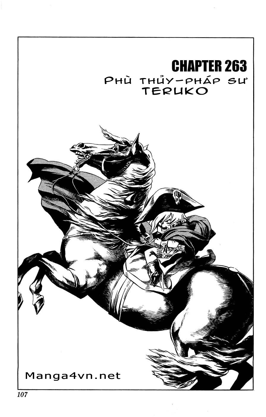 Vua Pháp Thuật-Shaman King chap 263 Trang 3 - Mangak.info