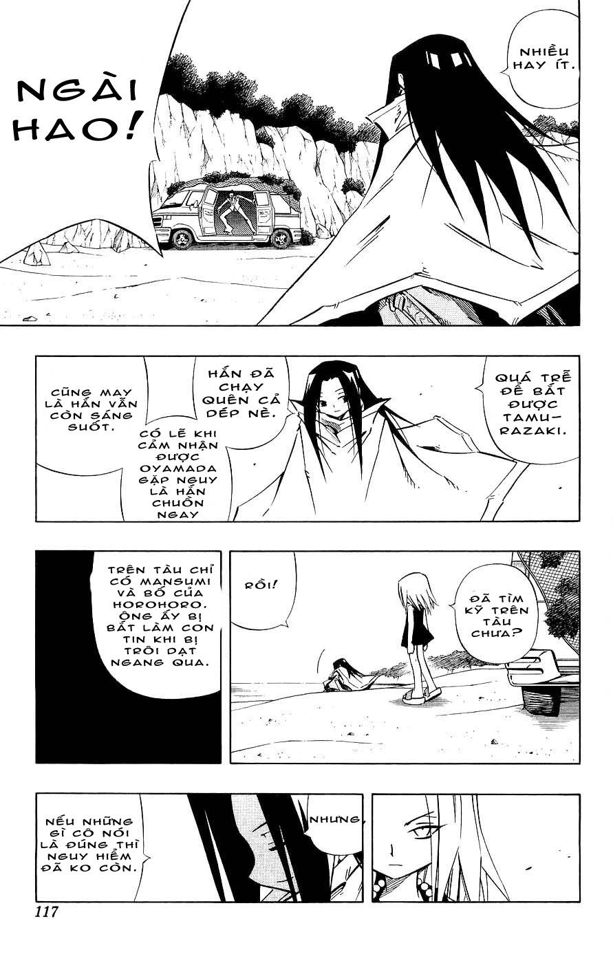 Vua Pháp Thuật-Shaman King chap 263 Trang 13 - Mangak.info