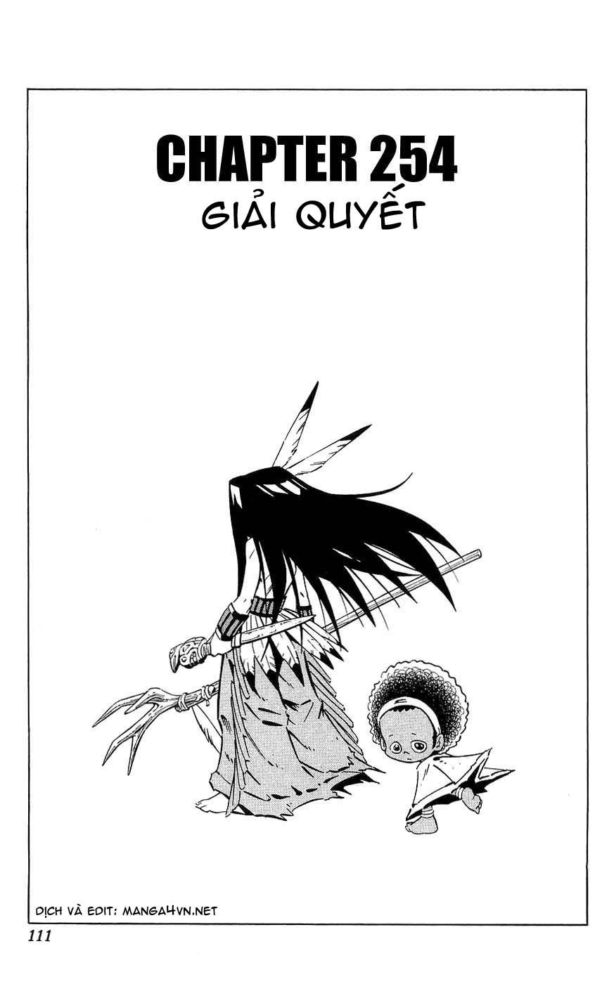 Vua Pháp Thuật-Shaman King chap 254 Trang 3 - Mangak.info