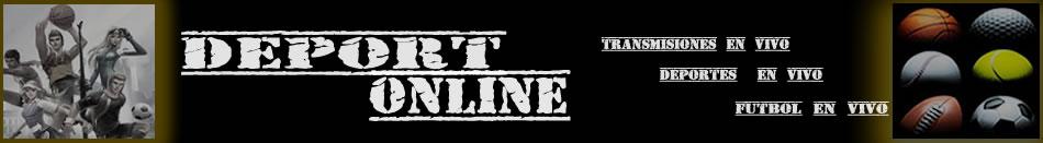 Futbol en vivo Deportonline Transmisiones en vivo, Deportes Online,