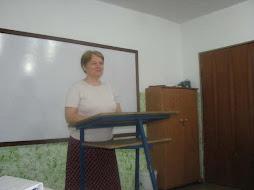 Gail in class